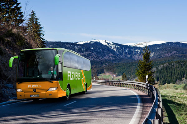 FlixBus sustainable mobilit