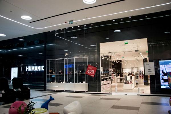 Humanic in Mega Mall