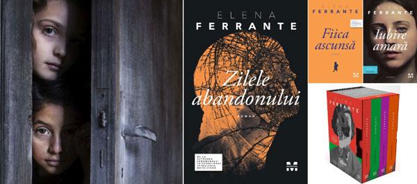 Noiembrie – luna Ferrante în România