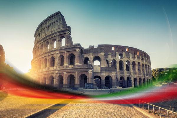Raben ruta Italia-Germania