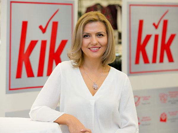Raluca Hartmann, Director General KiK Romania