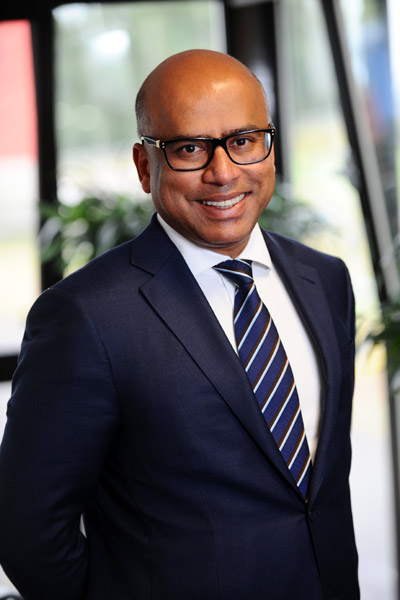 Sanjeev Gupta, Președintele executiv al GFG