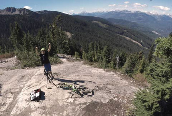 Whistler, ciclism montan
