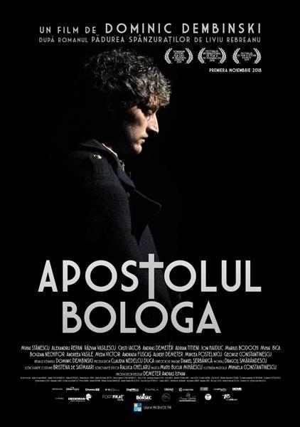 afis Apostolul Bologa