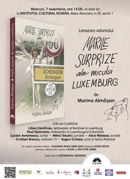 afis Marile secrete ale micului Luxemburg
