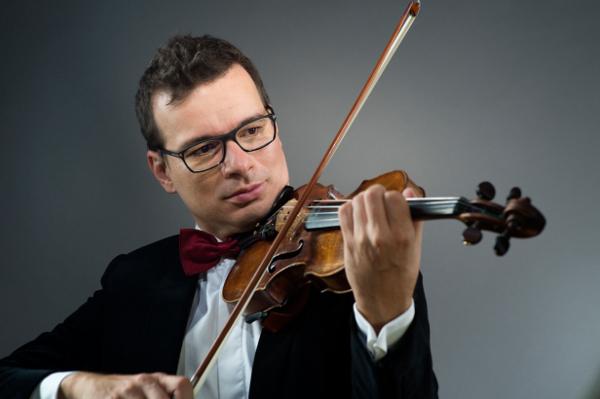Alexandru Tomescu Stradivarius 2023
