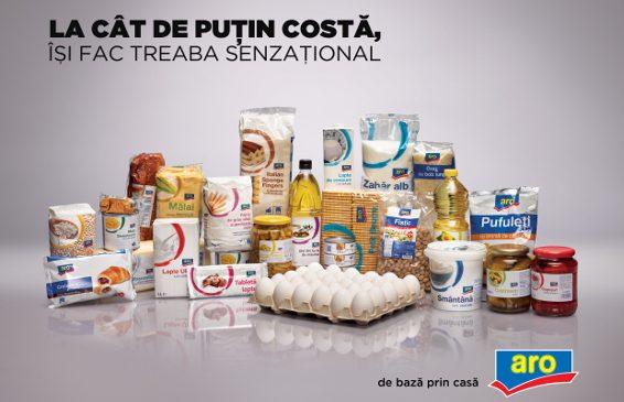 Geometry semnează campania METRO Cash & Carry România: ARO. De bază prin casă
