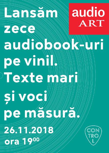 audioART afis
