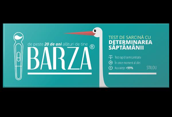 BARZA testul de sarcină cu determinarea săptămânii