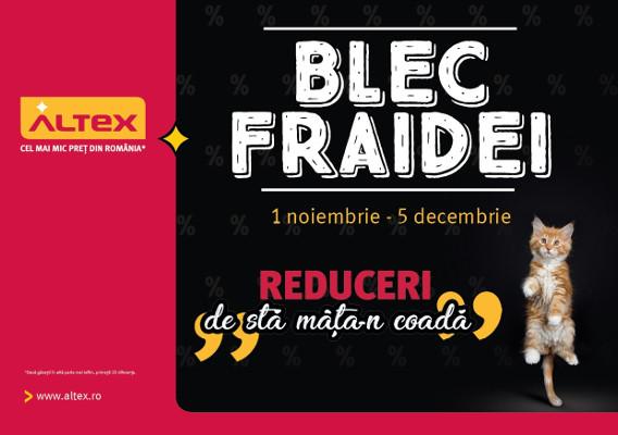 Altex Blec Fraidei