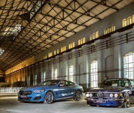 Prezentare de gală pentru BMW Seria 8 în România