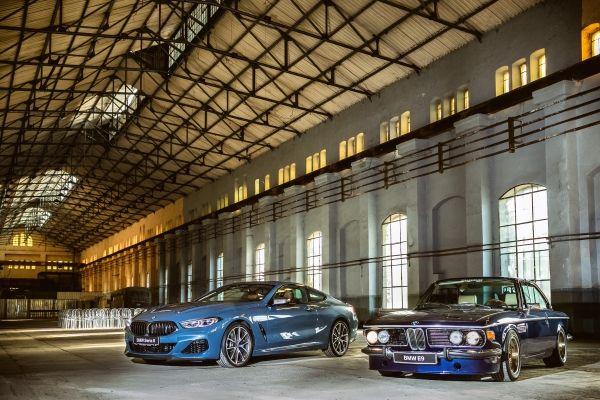 BMW Seria 8 în România