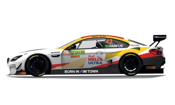 BMW M6 GT3, Shell, Augusto Farfus, BMW Team Schnitzer, Macau