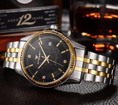 Cum asortezi un ceas barbatesc cu tinuta?