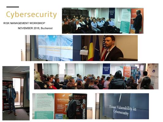 Seminar dedicat securității cibernetice