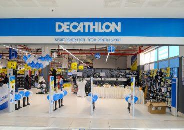 Pe 24 și 25 noiembrie, Decathlon invită bucureștenii la sport, cu doar câteva zile înaintea deschiderii noului magazin din Veranda Mall