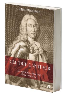 biografia muzicala a lui  Dimitrie Cantemir în limba română