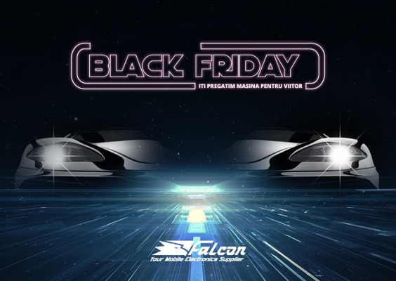 Falcon Electronics Black Friday