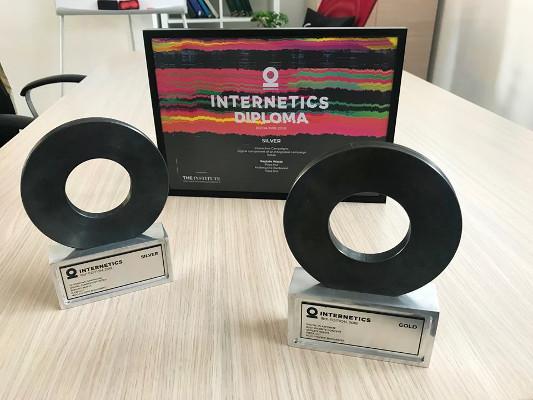 MullenLowe, Golin şi Profero premii Internetics 2018