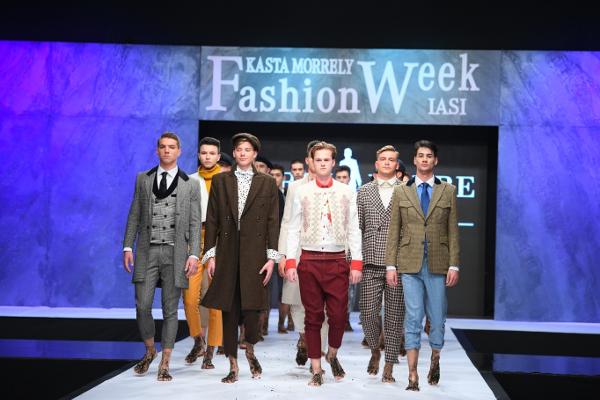 Florin Dobre - Kasta Morrely Fashion Week