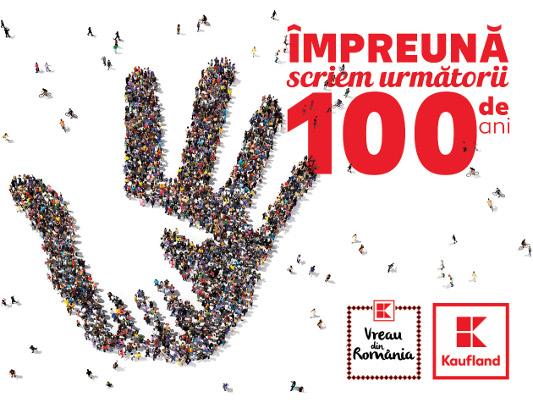 Kaufland centenar RomaniaKaufland centenar Romania
