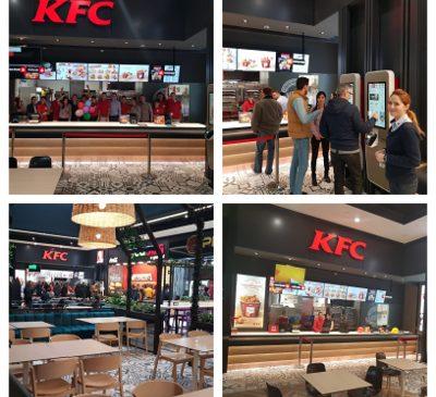 KFC România continuă extinderea reţelei la nivel naţional