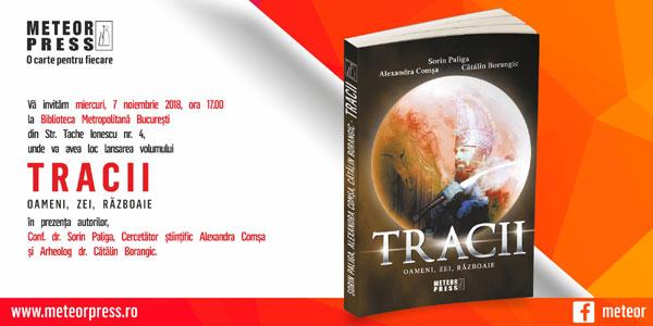 lansare Tracii