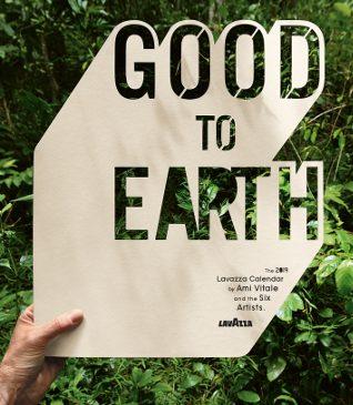 "Calendarul Lavazza 2019 ""Good to Earth"" – natura ca artă"