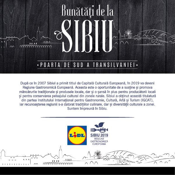 Lidl Romania Săptămână Sibiană
