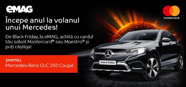 Campanie Mastercard eMAG