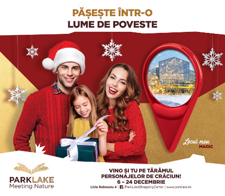 ParkLake Shopping Center Craciun