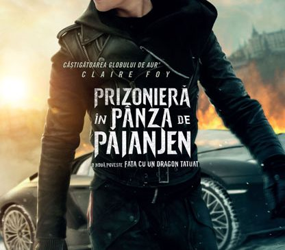 "Ecranizarea celebrului roman ""Girl in the Spider's Web"", la cinema"