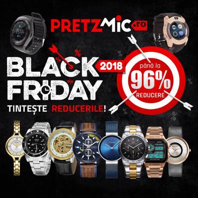 Black Friday PretzMic.ro