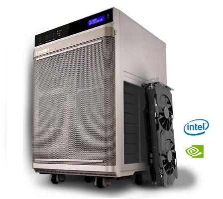 QNAP prezintă serverul NAS TS-2888X p