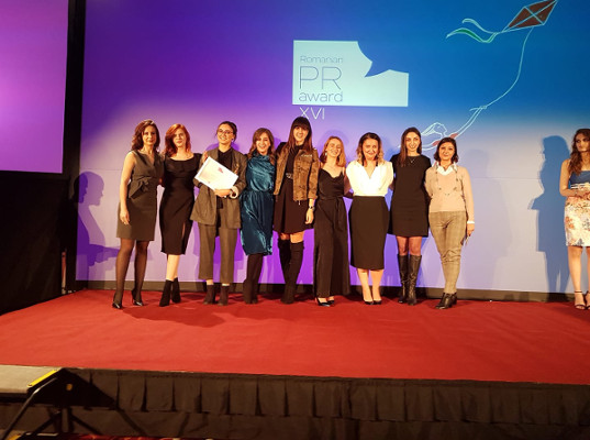 MedLife și MSL The Practice - PR Innovator of the Year