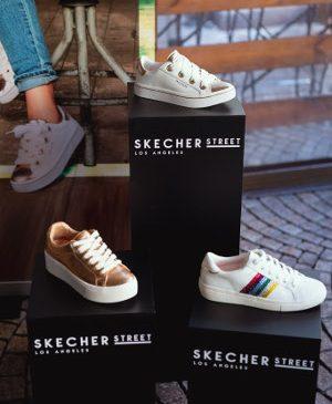 SKECHERS a lansat Street Collection by Camila Cabello în România printr-un eveniment semnat de agenția Oxygen