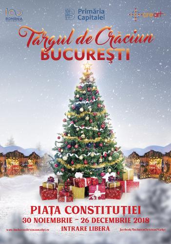 Târg de Crăciun Bucuresti 2018