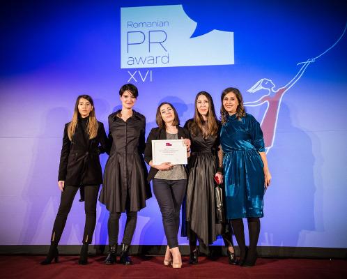 The House PR Agency - Romanian PR Awards