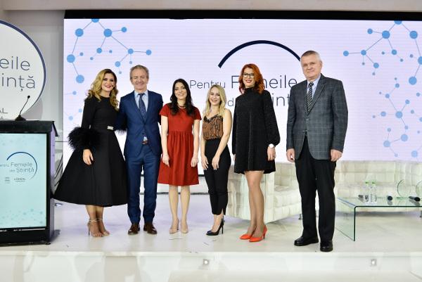 Amalia Enache, Javier Labarta, castigatoare, Ani Matei