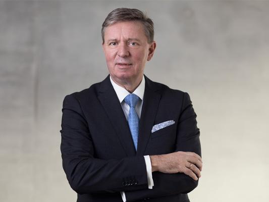 Dr. Wolfgang Knirsch, CEO Vita 34