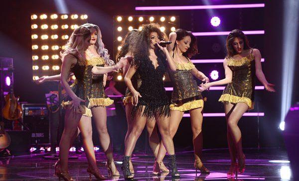 """Bella Santiago este câștigătoarea """"X Factor"""" 2018"""