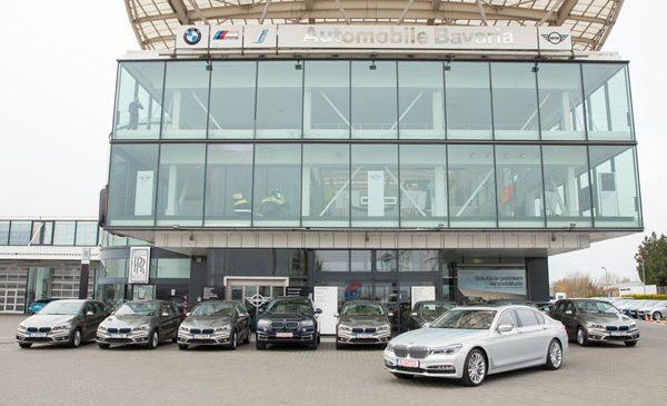 Cea mai mare flotă de automobile BMW plug-in hybrid din România cu o valoare de peste 700.000 Euro