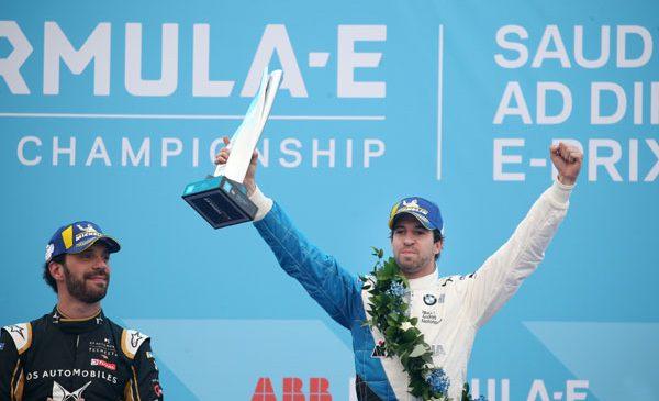 Debut triumfător: Félix da Costa câştigă pentru BMW i Andretti Motorsport la deschiderea sezonului Formula E