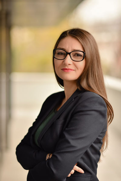 Georgiana Singurel, Partener la Reff & Asociații