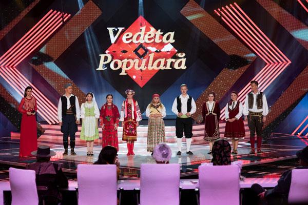 Iuliana Tudor si cei 9 semifinalisti 3382