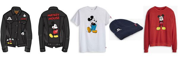 Mickey x Levi's® – colecție specială cu ocazia împlinirii a 90 de ani a celebrului personaj Disney
