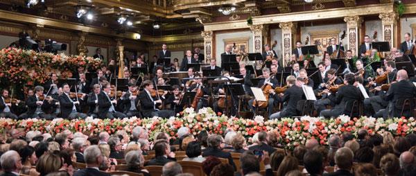 Concertul de Anul Nou de la Viena, in direct la TVR 1 si TVR HD