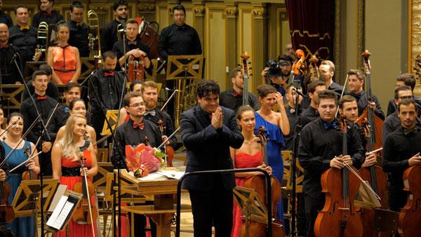 Orchestra Naţională Simfonică a României – prima orchestră românească în Statele Unite ale Americii
