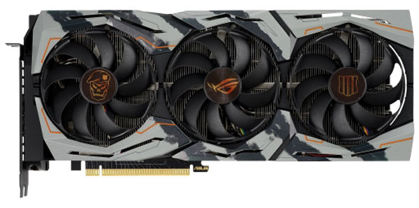 ASUS Republic of Gamers lansează placa video ROG Strix GeForce RTX 2080 Ti OC Call of Duty: Black Ops 4 Edition