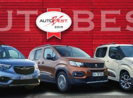 The new Citroën Berlingo, Opel Combo Life and Peugeot Rifter win `AUTOBEST 2019 – Best Buy car of Europe`